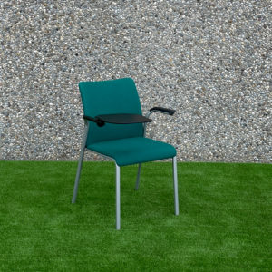 Cadira pala verda