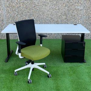 Conjunt taula + buc + cadira